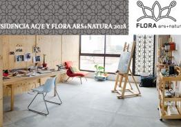 Residencia AC/E Y FLORA ARS+NATURA 2018