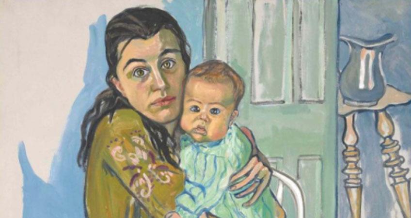 Conversación sobre Alice Neel. Museo Guggenheim Bilbao