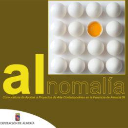 alnomalía. Convocatoria de ayudas a proyectos de arte contemporáneo en la provincia de Almería