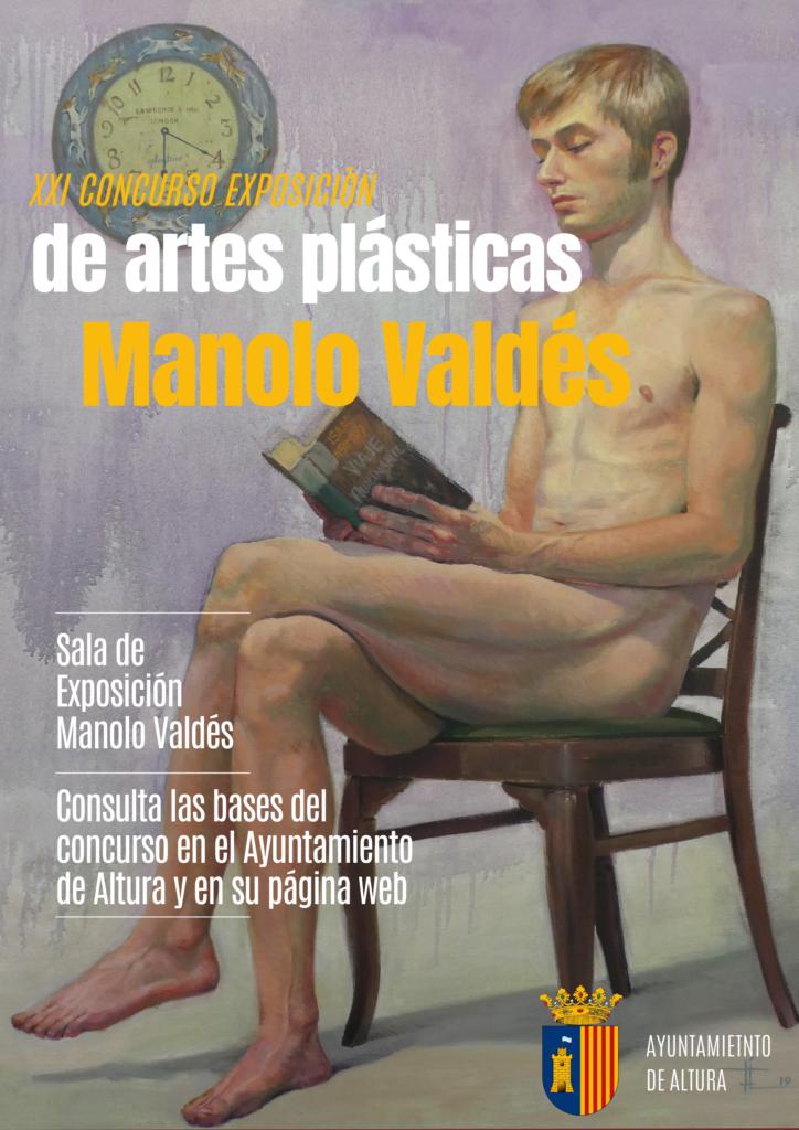 XXI Concurso Exposición de Arte Manolo Valdés