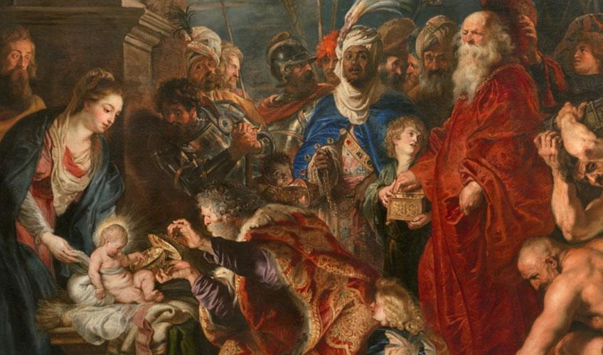Porque me has visto, has creído. El Nuevo Testamento en el arte. Ciclo de conferencias Francisco Calvo Serraller organizado por la Fundación de Amigos del Museo del Prado
