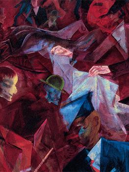 Taller de lectura Un cuadro / Un libro: Zweig/Grosz/Döblin