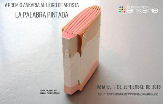 V Premio Ankaria al libro de artista