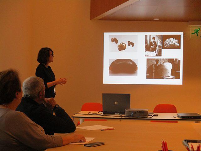 Aproximaciones al arte. Curso de iniciación al arte moderno y contemporáneo en el Museo Guggenheim Bilbao