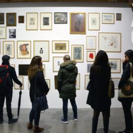 Charla informativa del Master in Curatorial Studies del Museo Universidad de Navarra + Visita a ARCO 2019