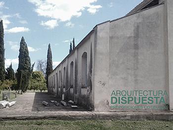DESOCUPADOS: espacios desocupados en la profesión y arquitecturas desocupadas para viviendas  y espacios productivos