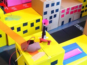 Cursos de introducción a la arquitectura para niños