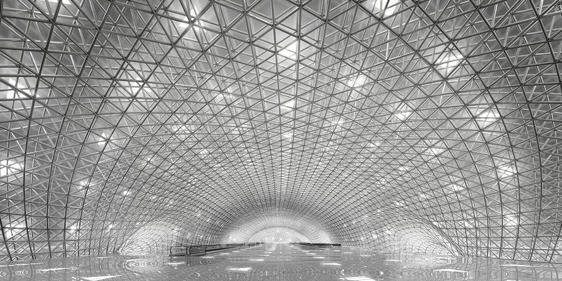 Arquitectura en papel. Taller para familias en el Espacio Fundación Telefónica