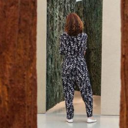 Arquitexturas. Espacios y texturas en la obra de Cristina Iglesias. Taller de profundización en su exposición del Centro Botín