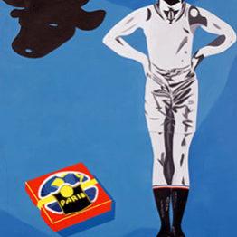 Eduardo Arroyo. En recuerdo. Museo Reina Sofía