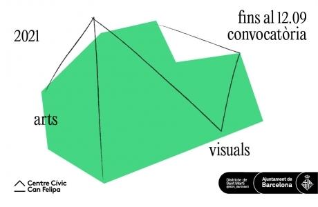 Convocatoria Can Felipa 2021. Artes visuales