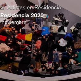 Artistas en residencia 2020