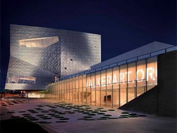 El Walker Art Center de Minnepolis busca asistente de investigación curatorial