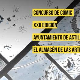 XXII Concurso de Cómic de Astillero