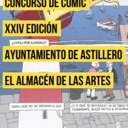 XXIV Concurso de cómic. Astillero