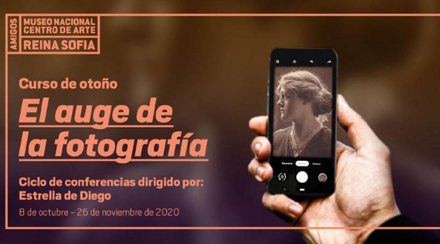 El auge de la fotografía. Curso convocado por la Fundación de Amigos del Museo Reina Sofía