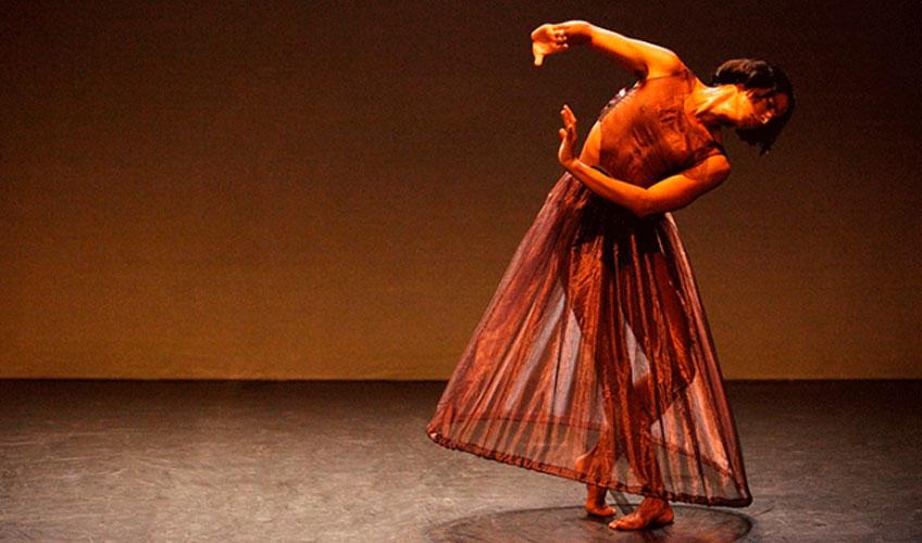 Fabián Barba. A Mary Wigman Dance Evening