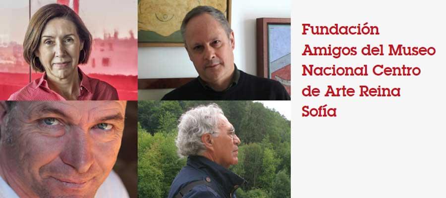 La obra de arte total en el arte contemporáneo. Ciclo de conferencias organizado por la Fundación Amigos del Museo Nacional Centro de Arte Reina Sofía y la Fundación Barrié