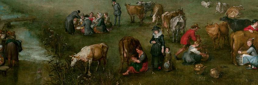 Geografías de la pintura barroca
