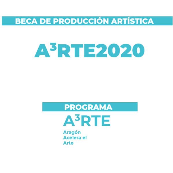 Beca de Producción Artística A3RTE2020
