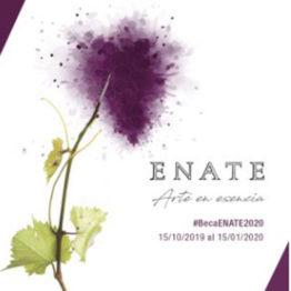 Beca de Arte ENATE 2020 Inscripción hasta el 15 de enero de 2020
