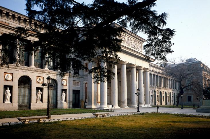 Becas de formación e investigación en el Museo Nacional del Prado