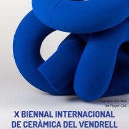 X Bienal Internacional de Cerámica de El Vendrell