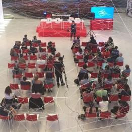 Jornadas de debate y exposición de la realidad artística de Bilbao. Organizan BilbaoArte y Bilbao Art District