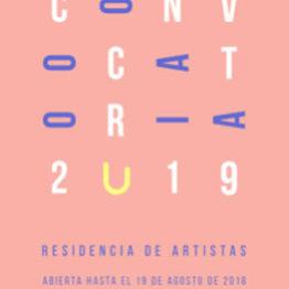 Residencias de artistas en la Blue Project Foundation 2019