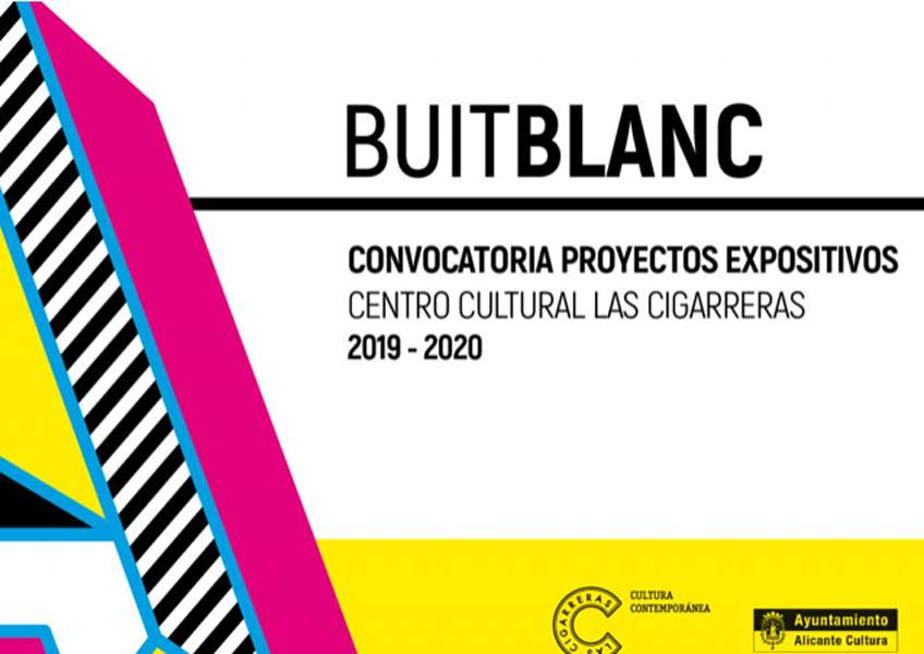 Buitblanc. Convocatoria de proyectos expositivos para el centro Cultural Las Cigarreras