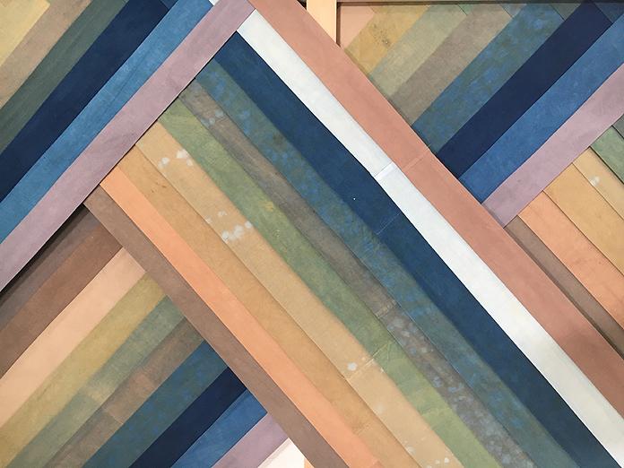 Transformaciones. Arte y estética desde 1960: Las superficies del arte: la piel, la tela y el territorio. CAAC