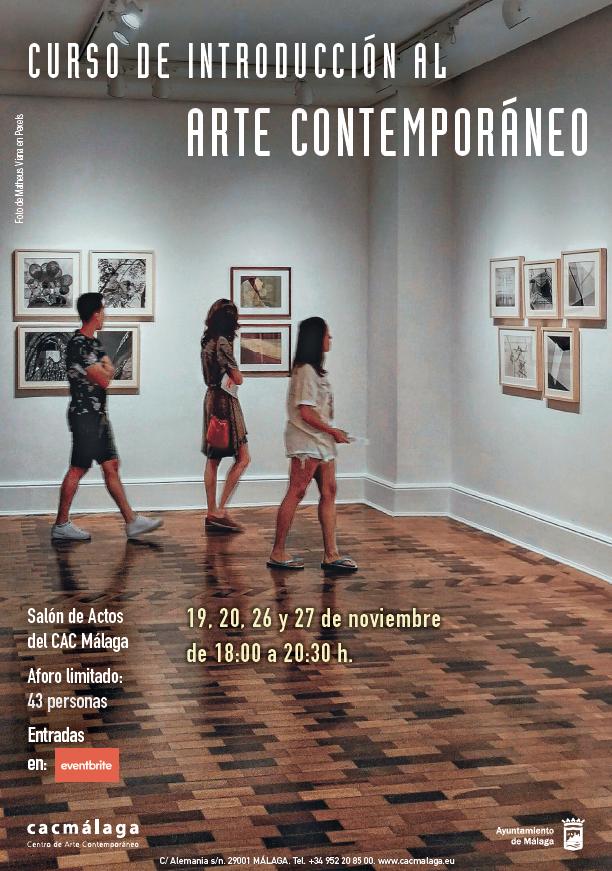 Introducción al arte contemporáneo: de la Fuente a la Caja de zapatos. CAC Málaga