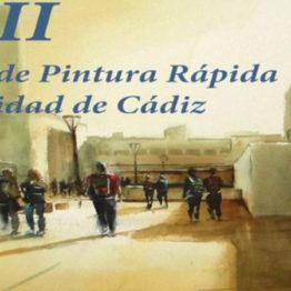 Premio de Pintura Rápida Universidad de Cádiz 2019