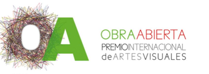 Obra Abierta. Premio Internacional de Artes Visuales Caja Extremadura
