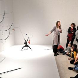 Un día con... Calder-Picasso en el Museo Picasso de Málaga