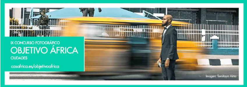 IX Concurso Fotográfico Objetivo África