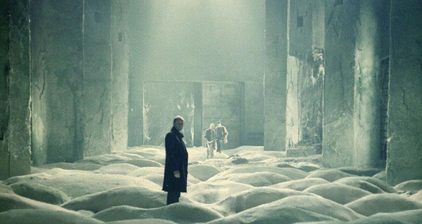 Al final, las visiones. Eugenio Trías, estilo tardío y cine. Curso en el CCCB