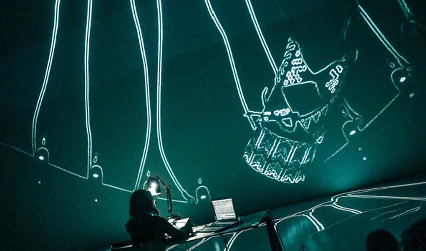 Híbridos. Artes en vivo y tecnología digital. Curso en el CCCB de Barcelona