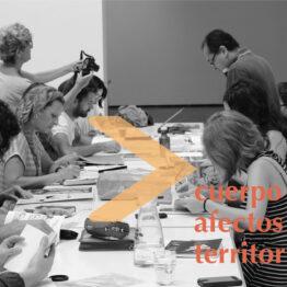 Máster en Prácticas Artísticas y Estudios Culturales: cuerpo, afectos, territorio. Centro Huarte