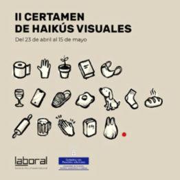 II Certamen de Haikús Visuales. LABoral
