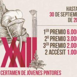 XXIII Certamen de Pintura para Jóvenes Fundación Gaceta Regional