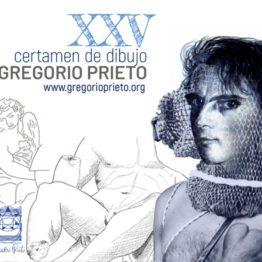 XXV Certamen de Dibujo Gregorio Prieto