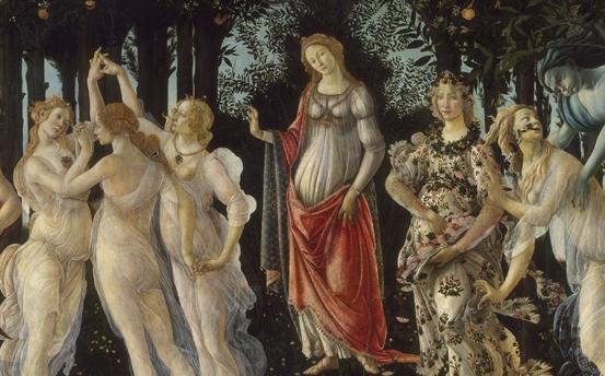 La primavera del arte. El Renacimiento en la Europa del siglo XV. Museo del Prado