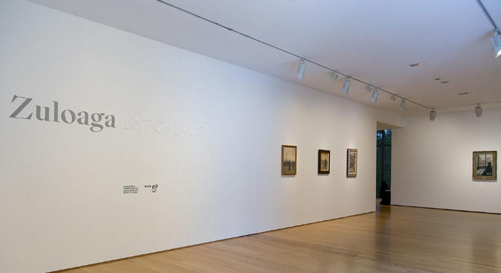 A propósito de Zuloaga. Ciclo de cine en el Museo de Bellas Artes de Bilbao
