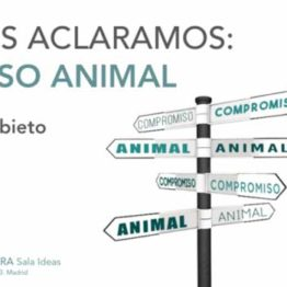 A ver si nos aclaramos: Compromiso animal. Taller dirigido por Nerea Ubieto en Tabacalera, desde el 24 de octubre de 2018