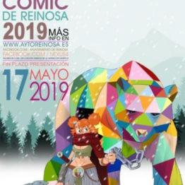 Concurso de Cómic de Reinosa 2019