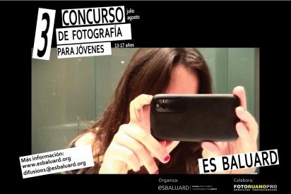 III Concurso de fotografía para jóvenes convocado por Es Baluard. Inscripciones hasta el 31 de agosto