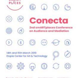 Conecta II: Conferencia Smartplaces sobre audiencias y mediación. Etopia