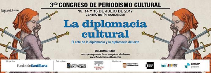 3º Congreso de Periodismo Cultural: La diplomacia cultural