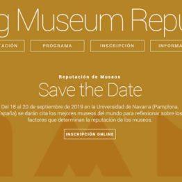 Building Museum Reputation Conference. Museo Universidad de Barcelona